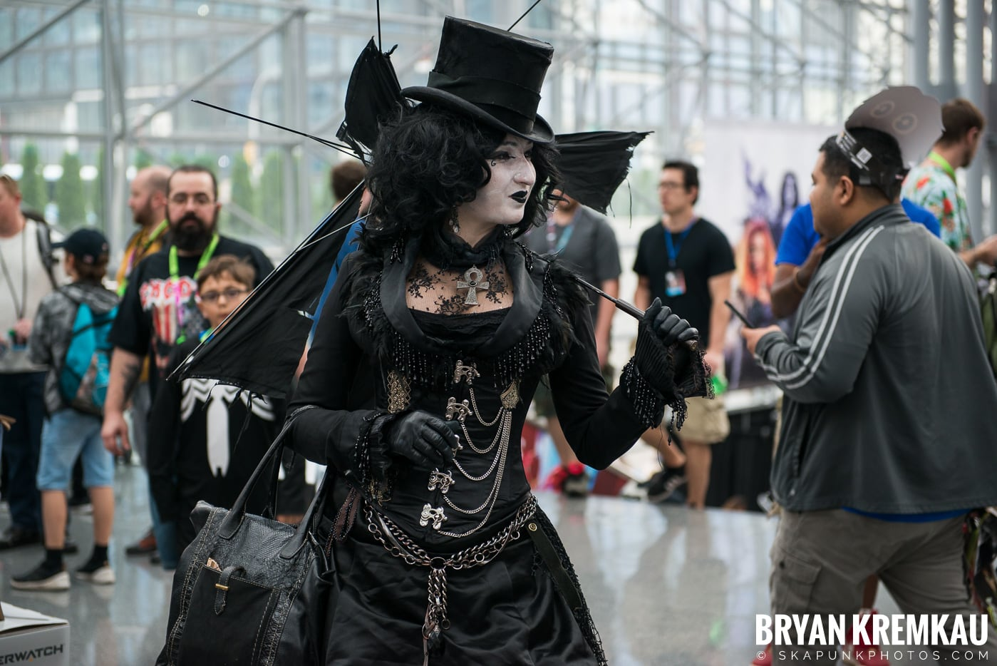 New York Comic Con 2018: Thursday - 10.4.18 (11)