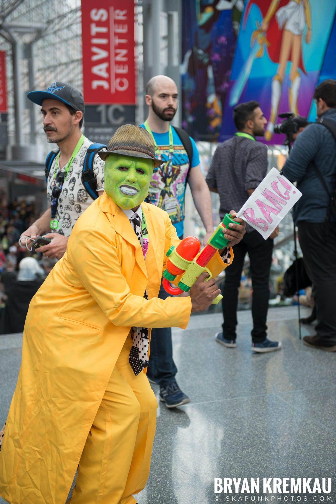 New York Comic Con 2018: Thursday - 10.4.18 (9)
