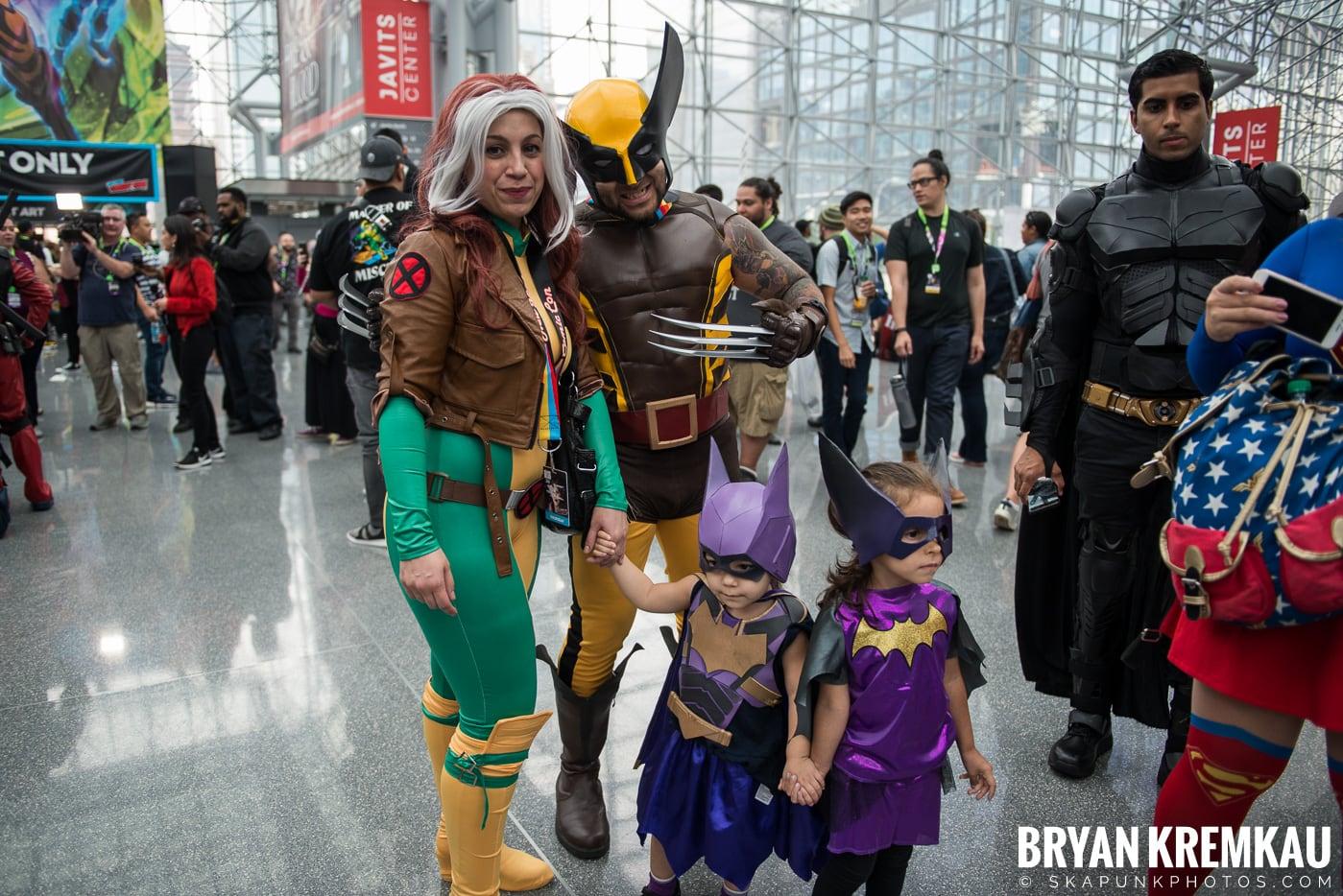 New York Comic Con 2018: Thursday - 10.4.18 (7)