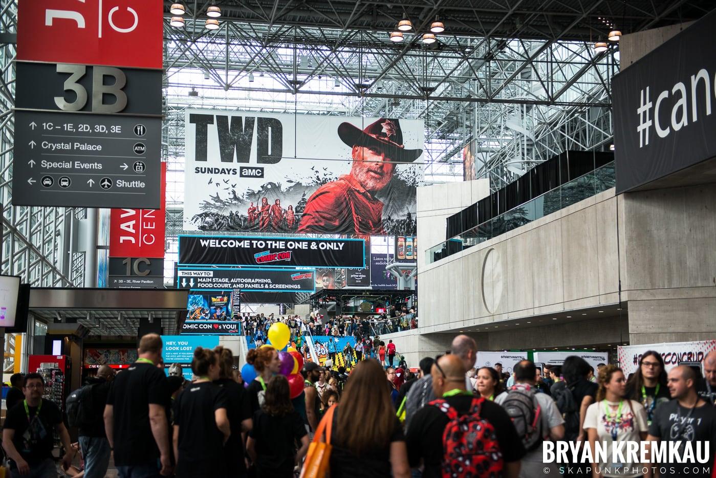 New York Comic Con 2018: Thursday - 10.4.18 (6)