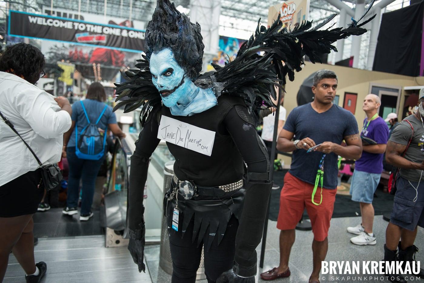 New York Comic Con 2018: Thursday - 10.4.18 (4)