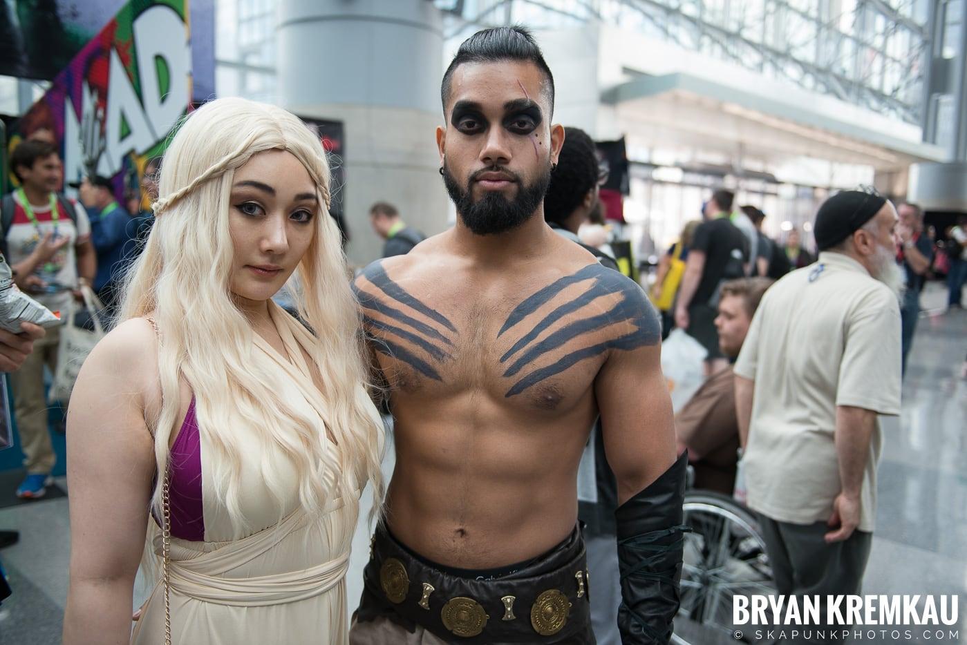 New York Comic Con 2018: Thursday - 10.4.18 (3)