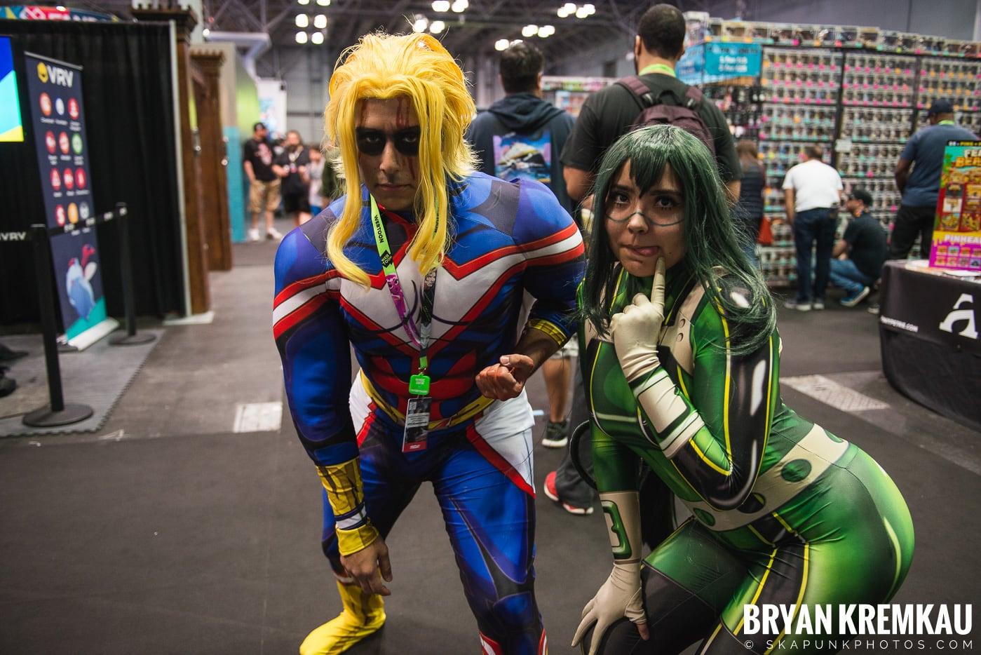 New York Comic Con 2018: Friday - 10.5.18 (105)