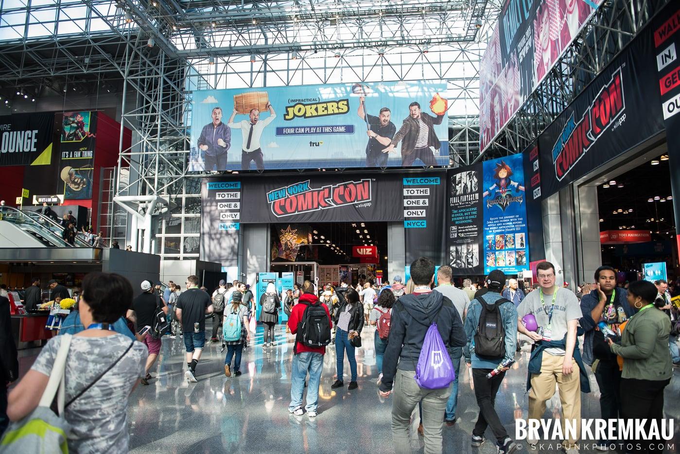 New York Comic Con 2018: Friday - 10.5.18 (103)