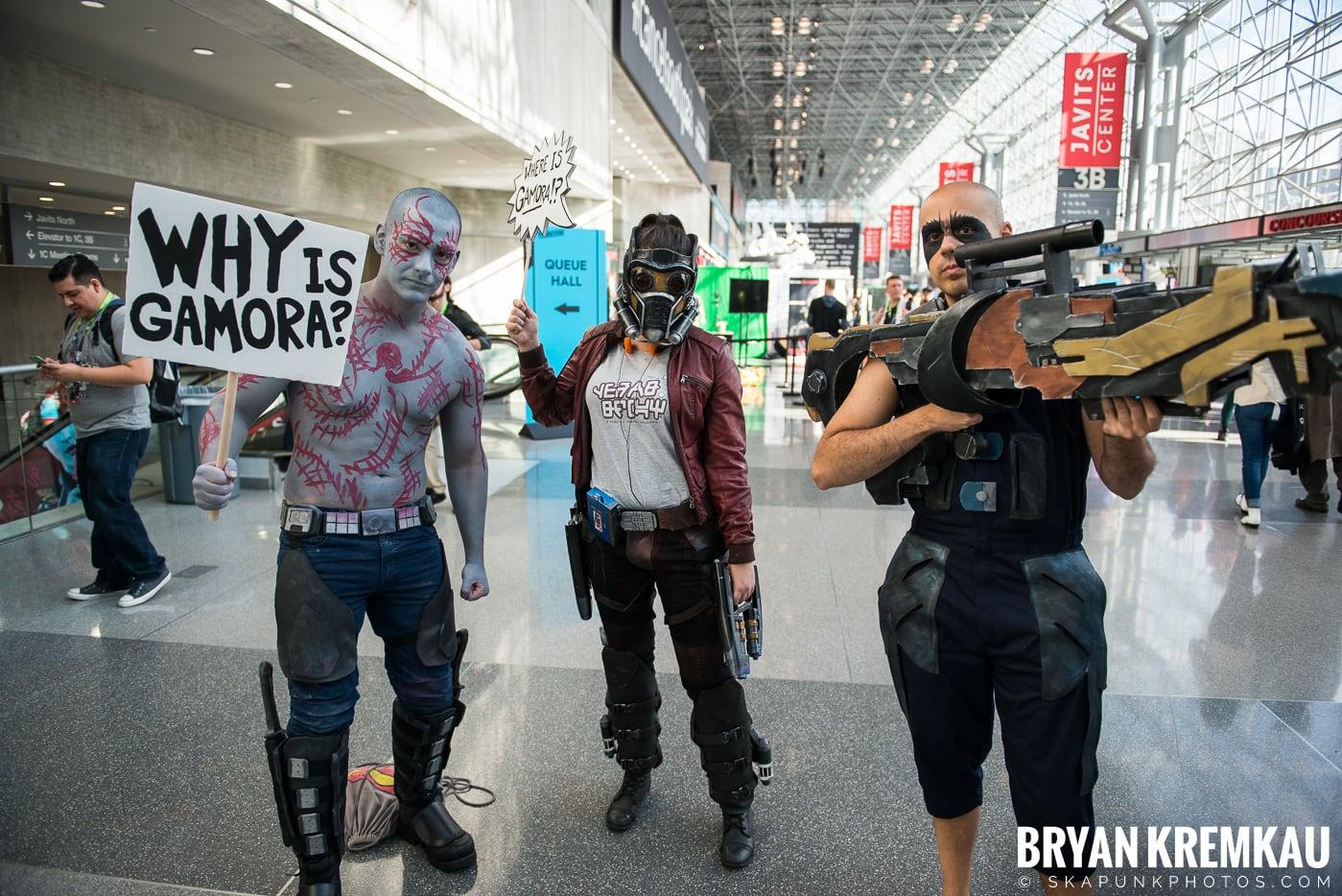 New York Comic Con 2018: Friday - 10.5.18 (101)