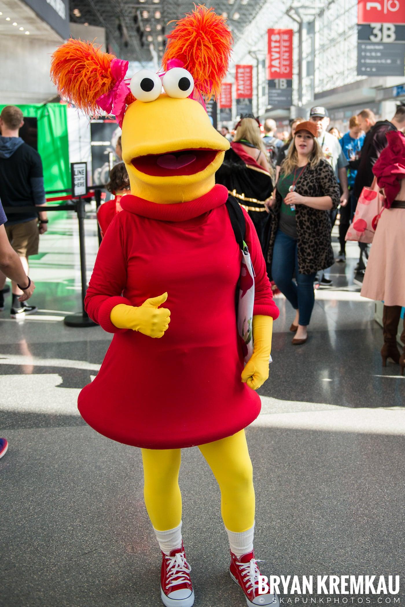 New York Comic Con 2018: Friday - 10.5.18 (100)