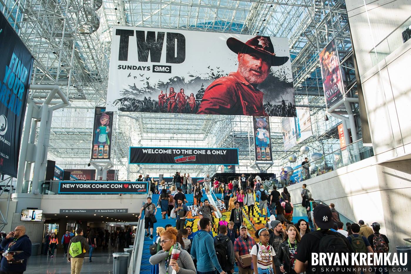 New York Comic Con 2018: Friday - 10.5.18 (99)