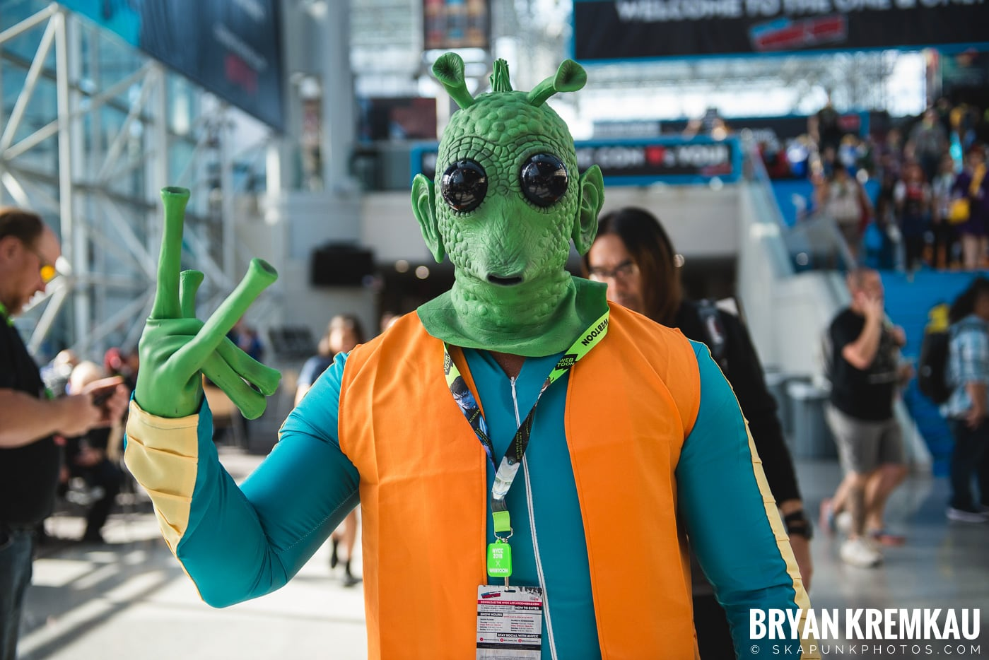 New York Comic Con 2018: Friday - 10.5.18 (97)