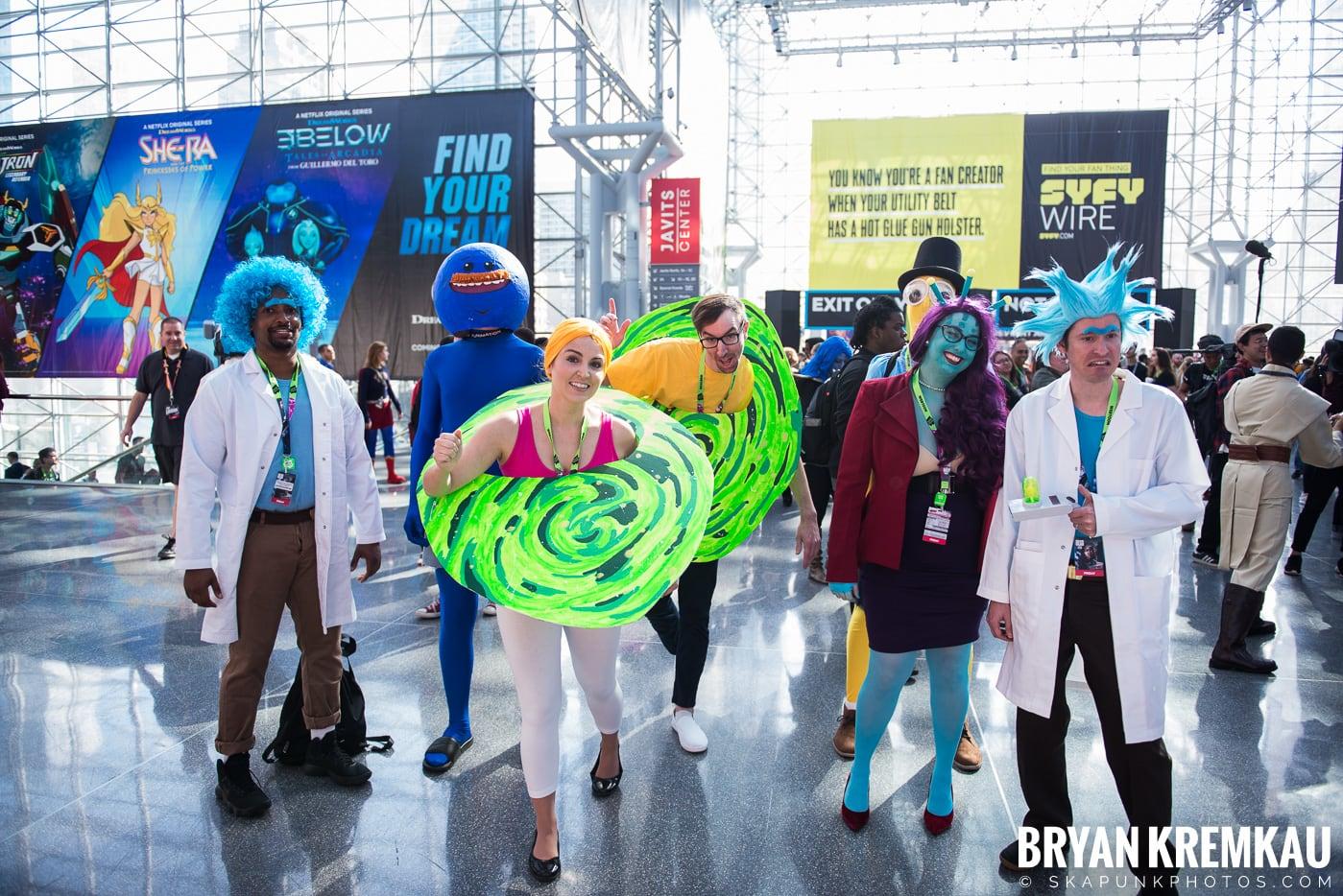 New York Comic Con 2018: Friday - 10.5.18 (95)