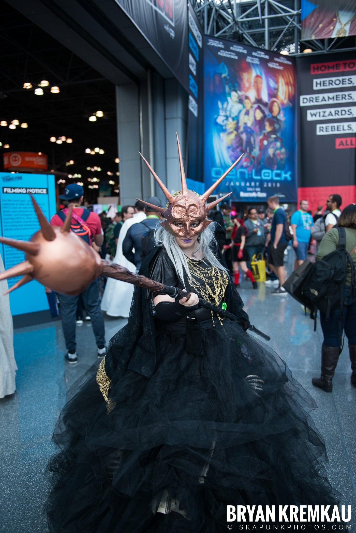 New York Comic Con 2018: Friday - 10.5.18 (89)