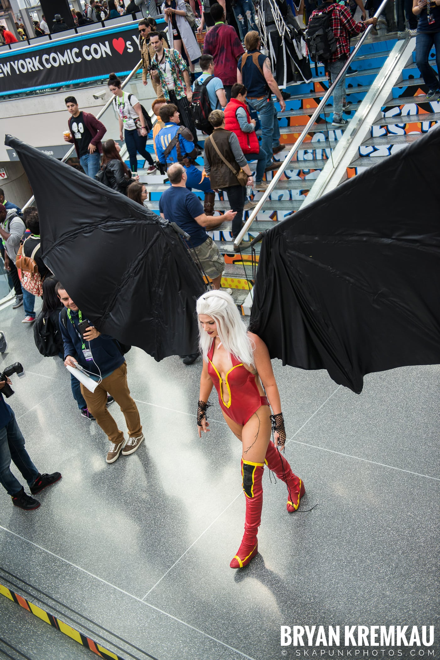 New York Comic Con 2018: Friday - 10.5.18 (86)