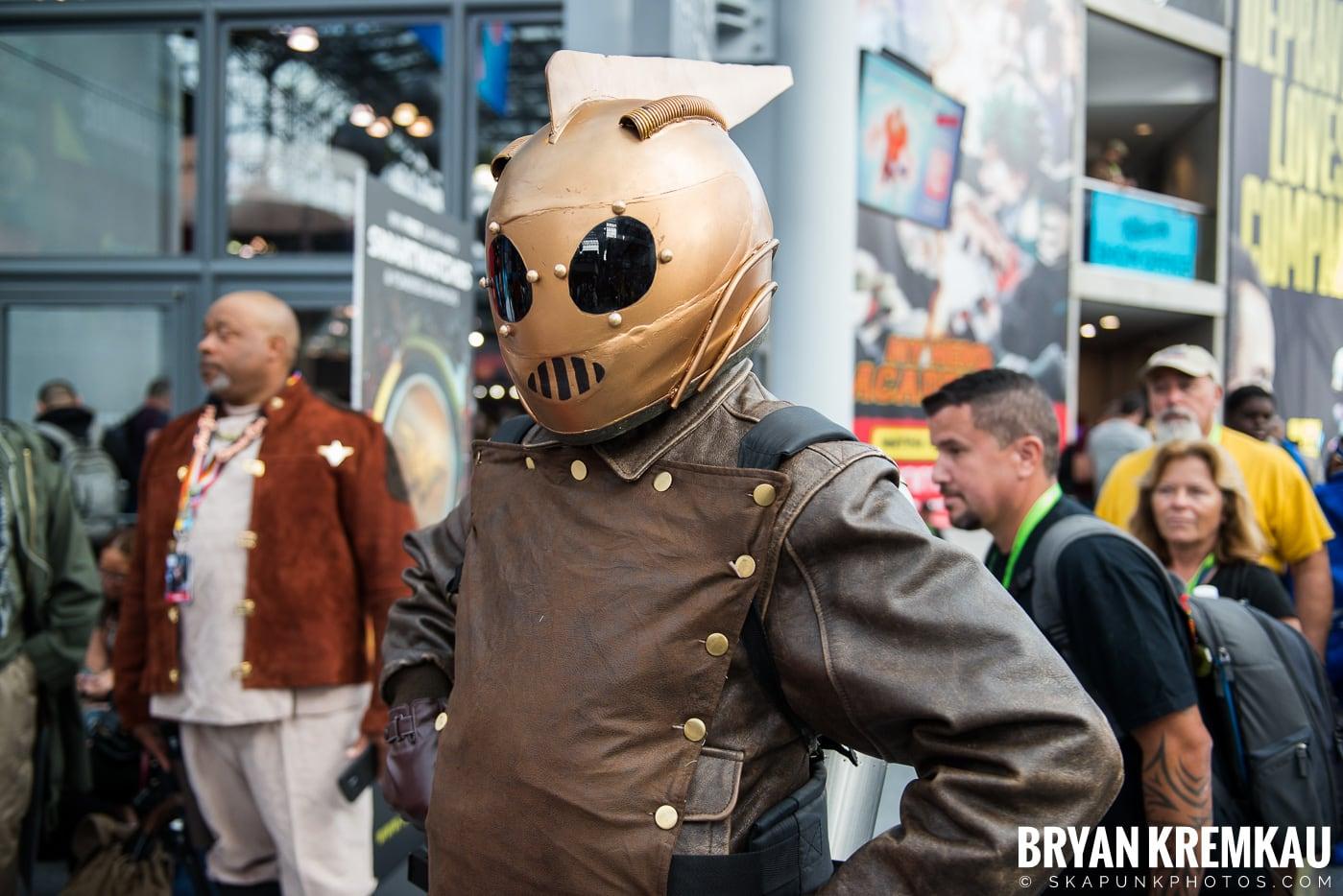 New York Comic Con 2018: Friday - 10.5.18 (85)