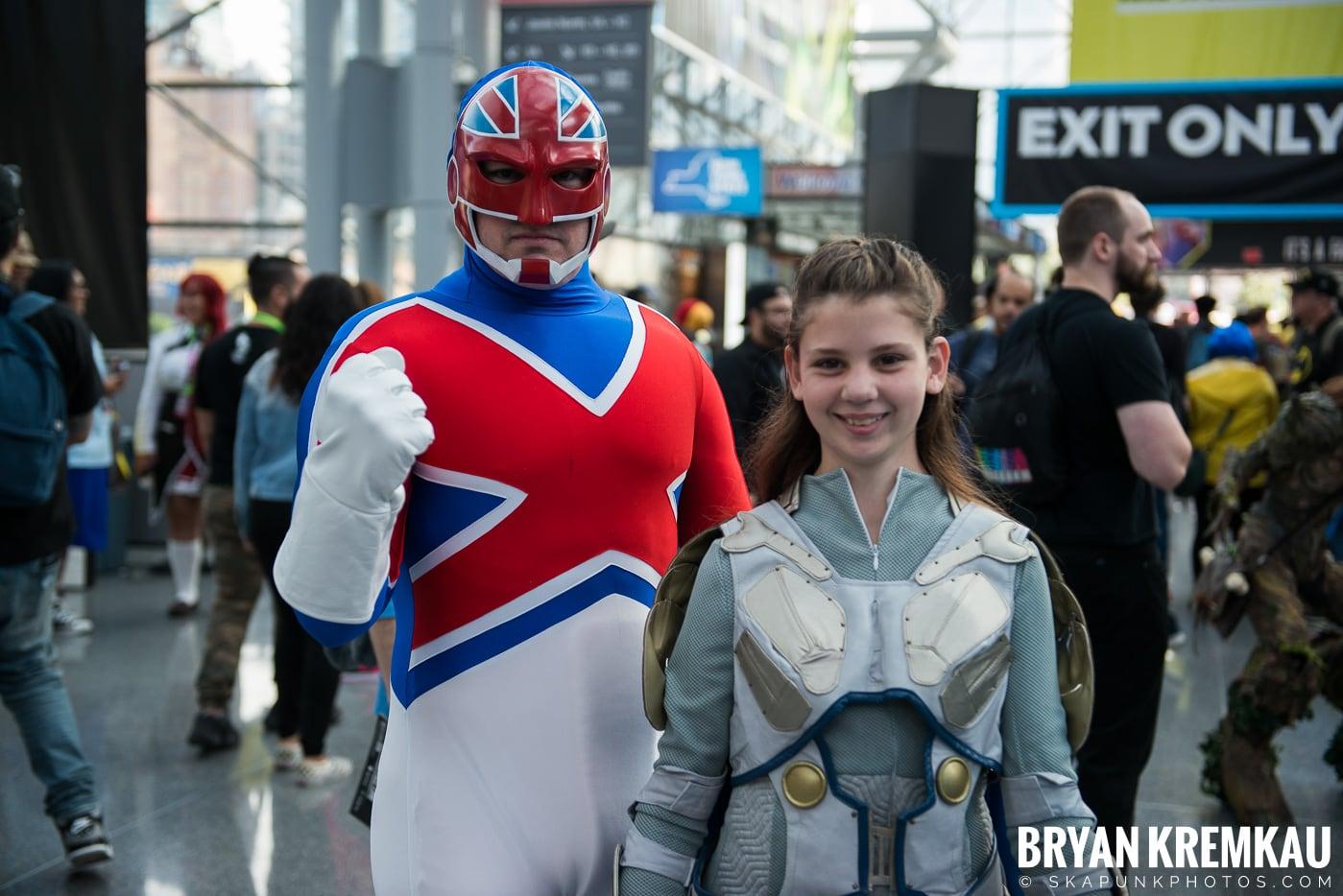 New York Comic Con 2018: Friday - 10.5.18 (83)
