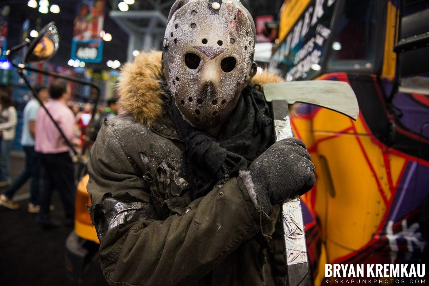 New York Comic Con 2018: Friday - 10.5.18 (80)