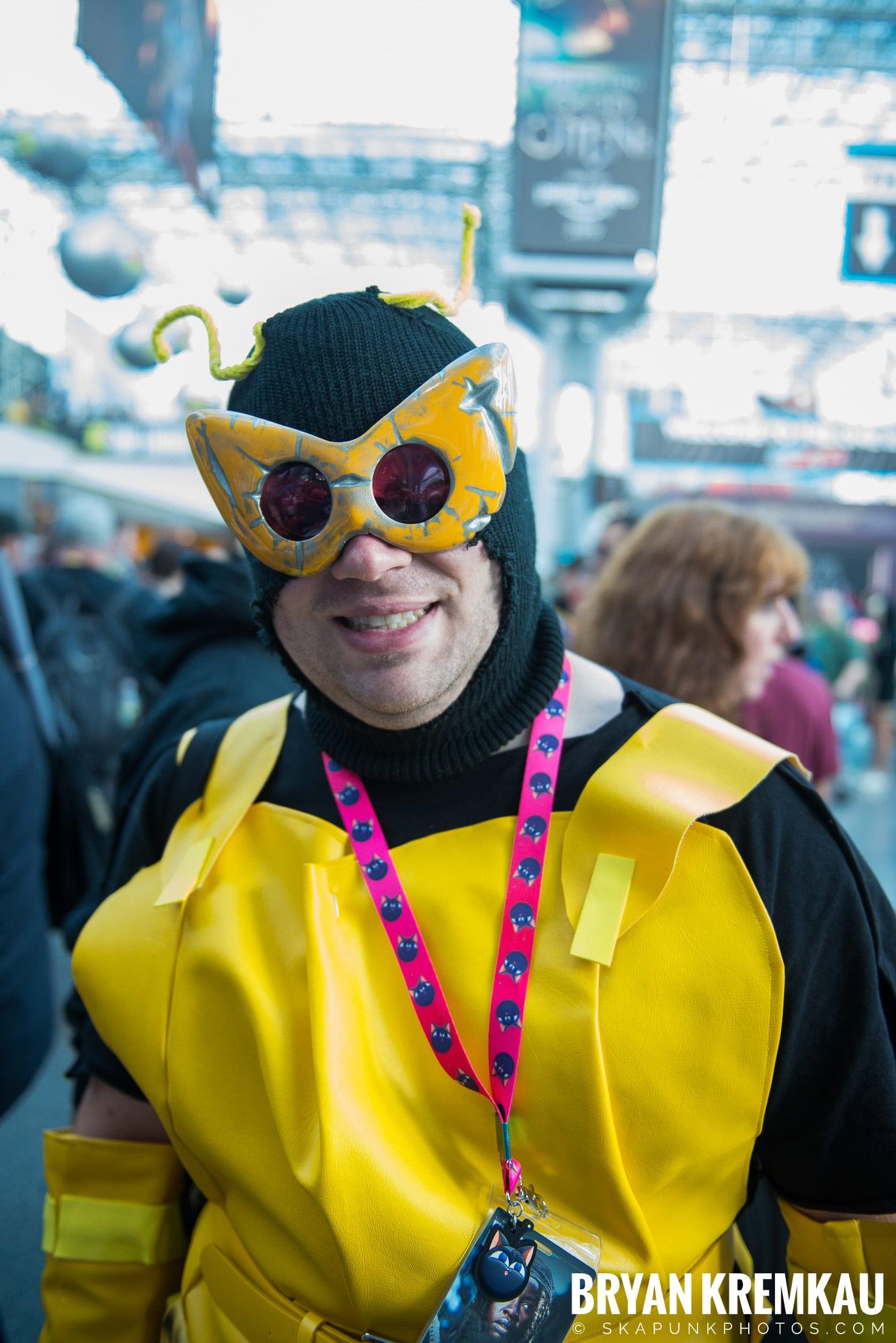 New York Comic Con 2018: Friday - 10.5.18 (79)