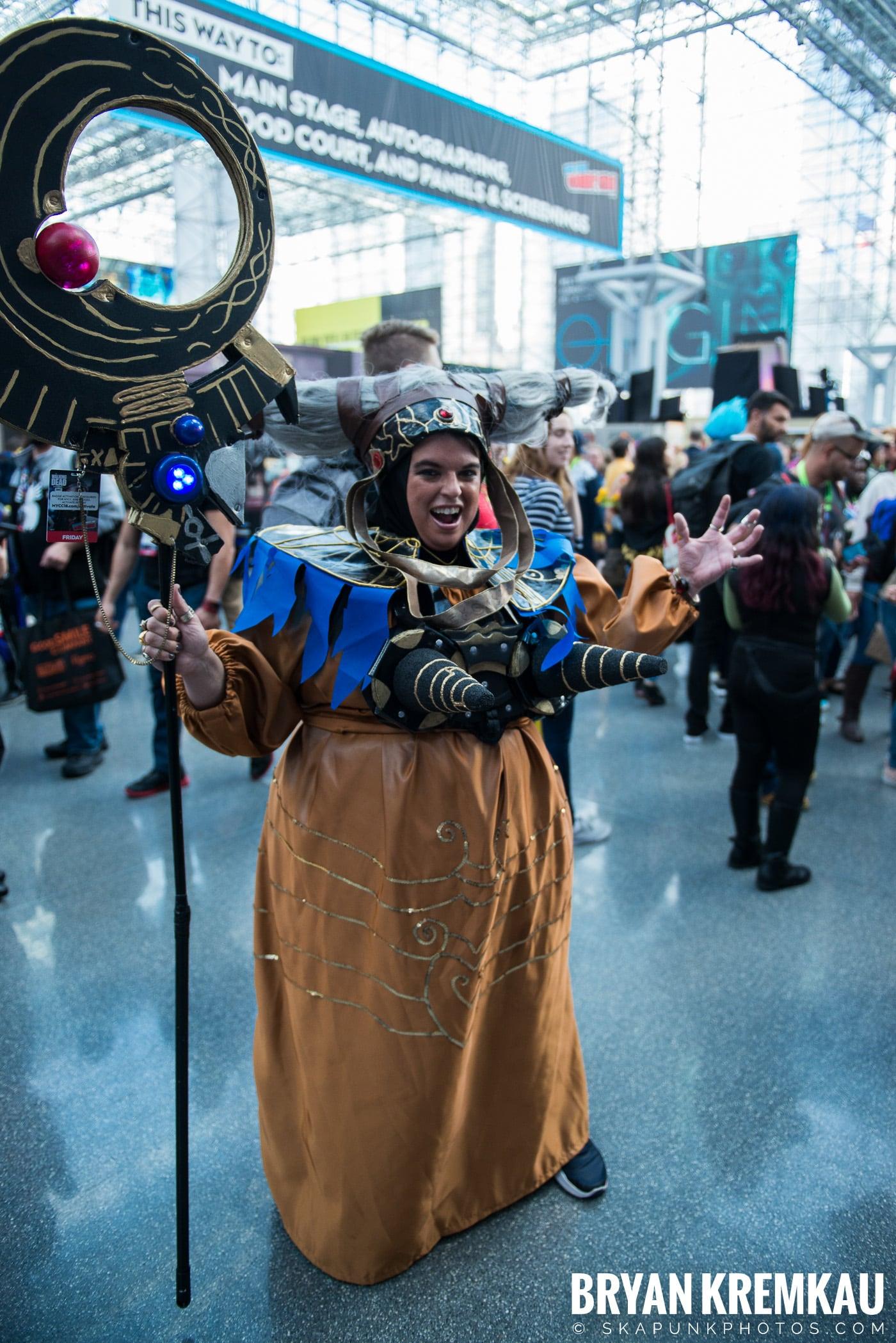 New York Comic Con 2018: Friday - 10.5.18 (78)