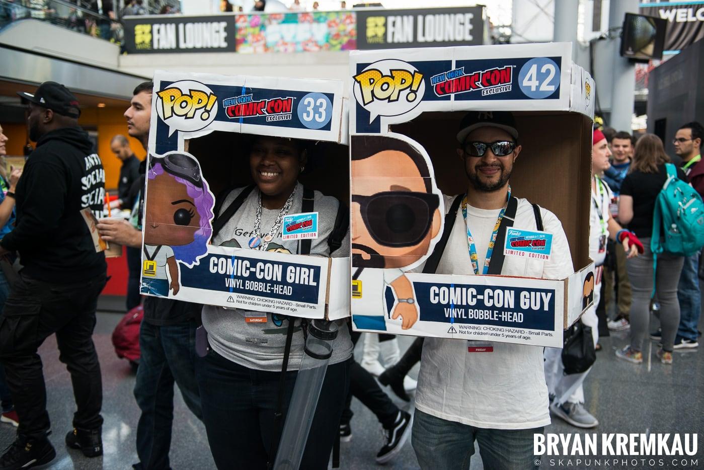New York Comic Con 2018: Friday - 10.5.18 (75)
