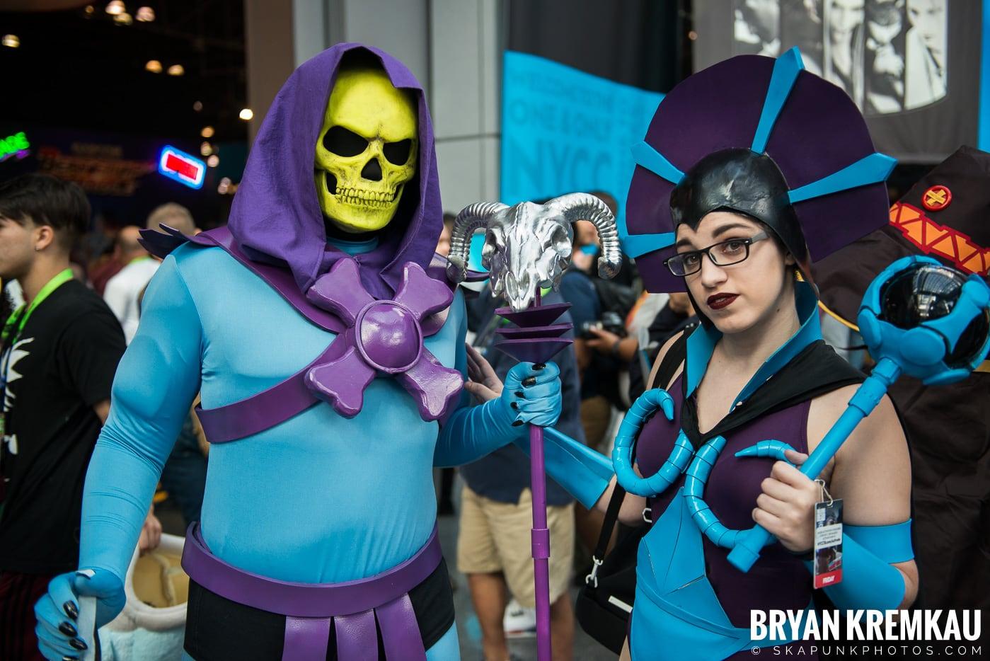 New York Comic Con 2018: Friday - 10.5.18 (73)