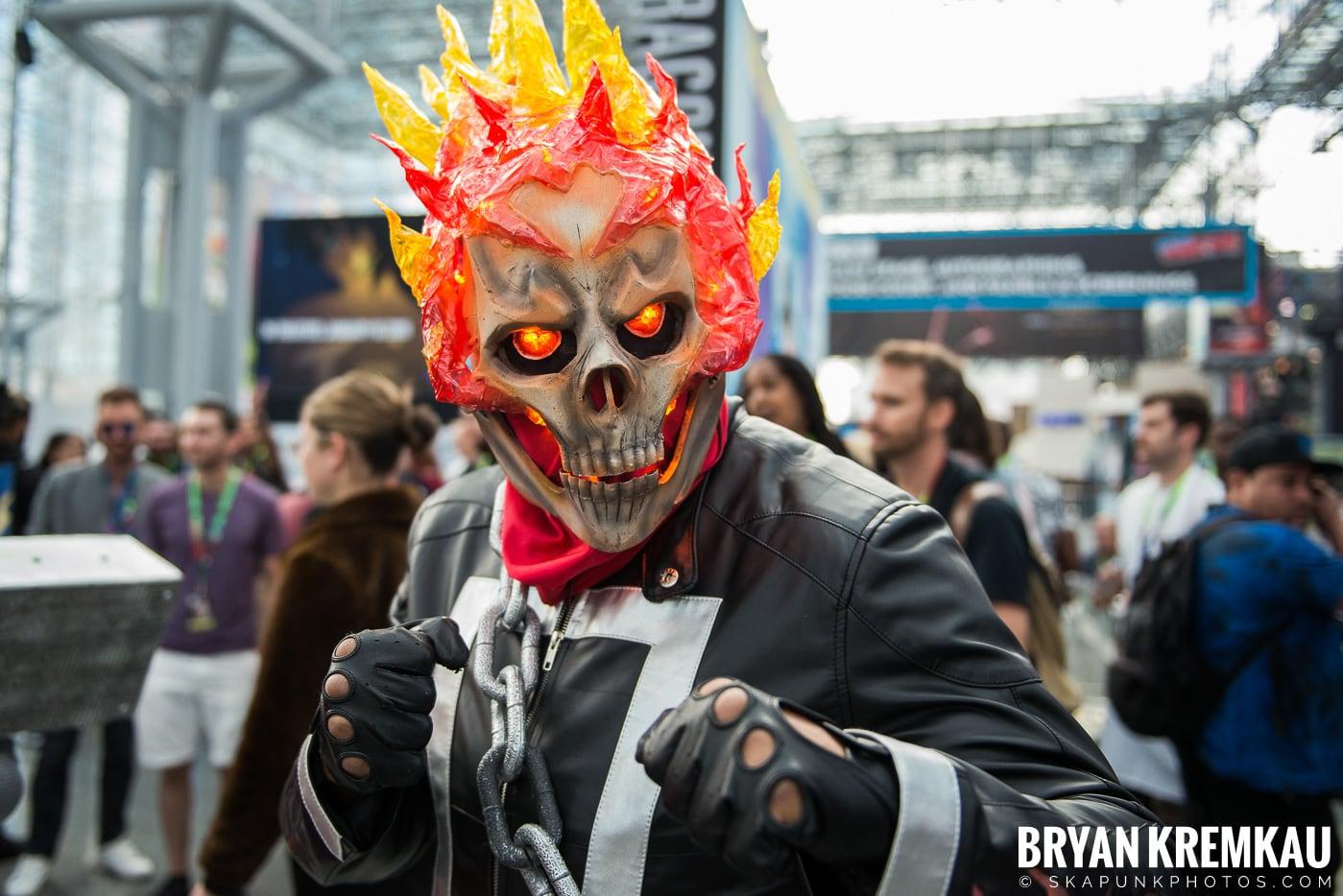 New York Comic Con 2018: Friday - 10.5.18 (71)