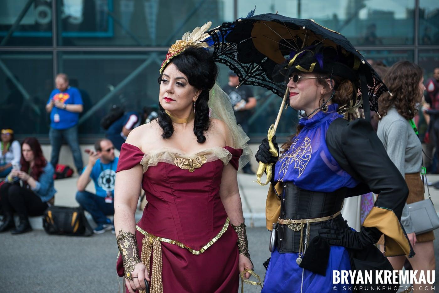 New York Comic Con 2018: Friday - 10.5.18 (64)