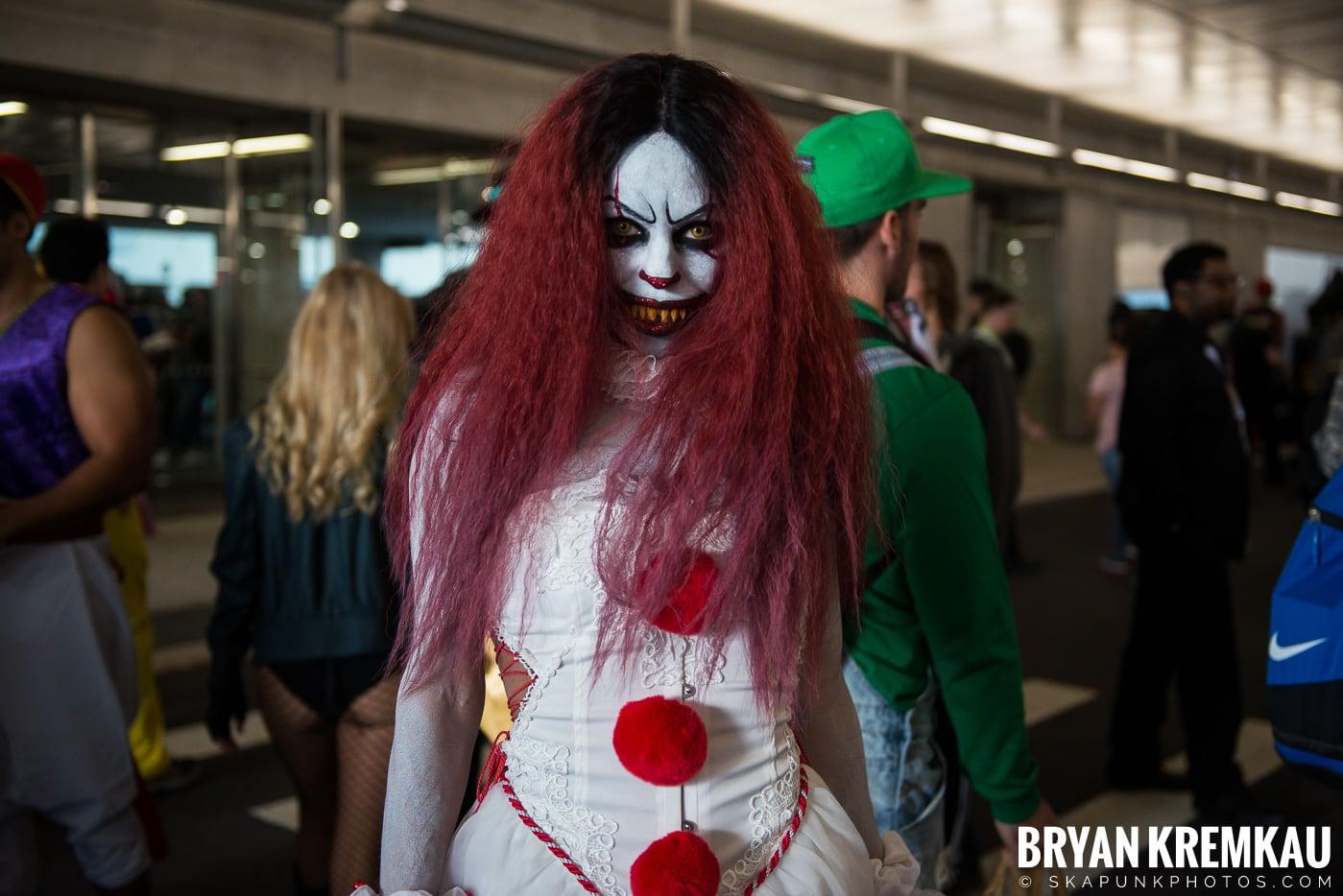 New York Comic Con 2018: Friday - 10.5.18 (62)