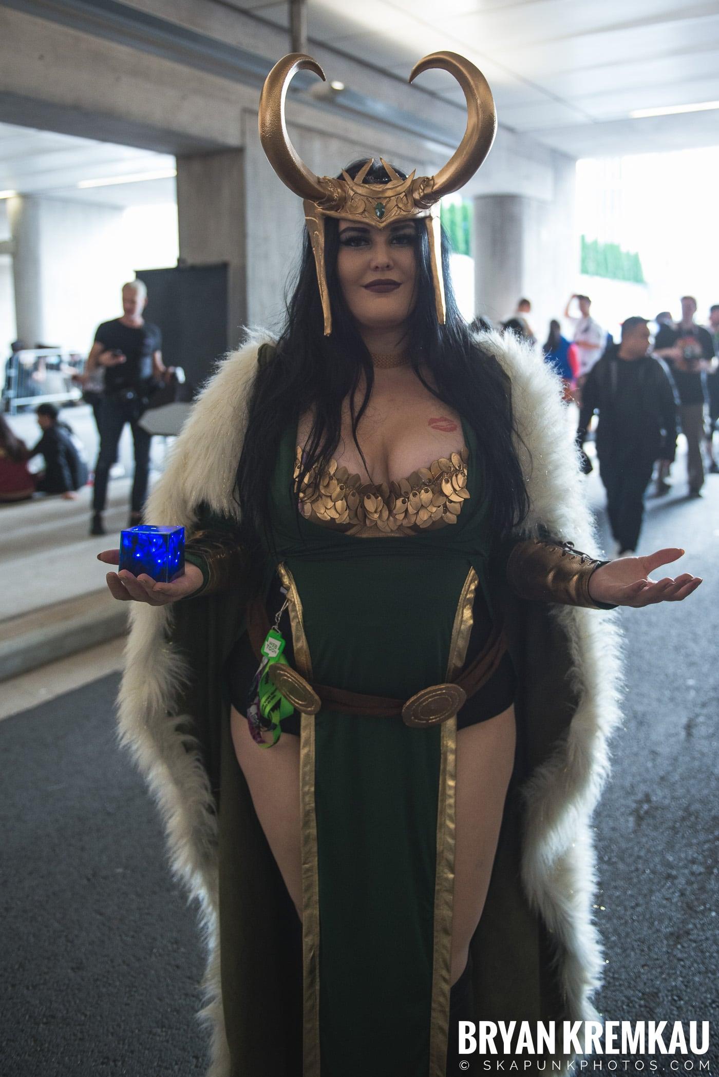 New York Comic Con 2018: Friday - 10.5.18 (61)