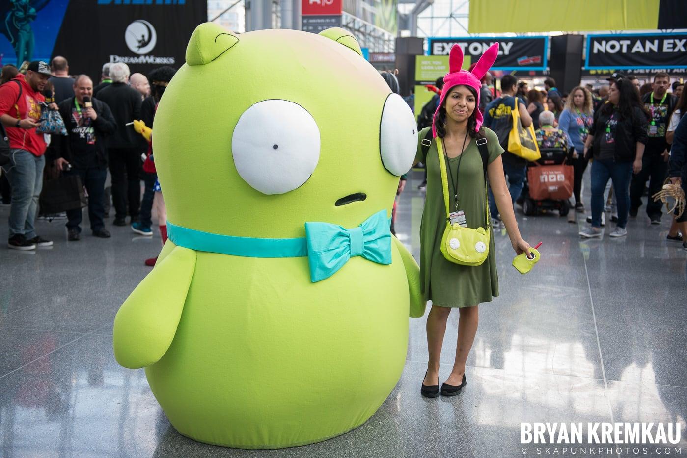 New York Comic Con 2018: Friday - 10.5.18 (53)