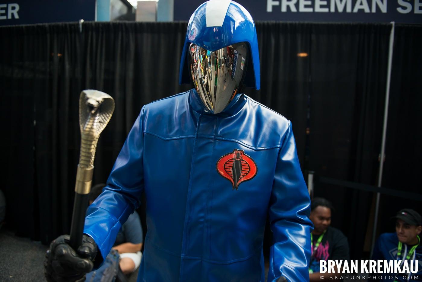 New York Comic Con 2018: Friday - 10.5.18 (48)
