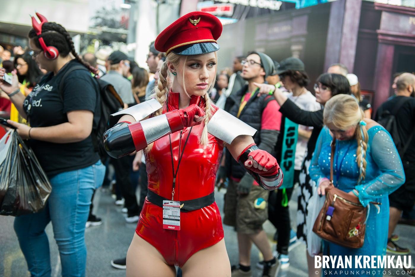 New York Comic Con 2018: Friday - 10.5.18 (47)