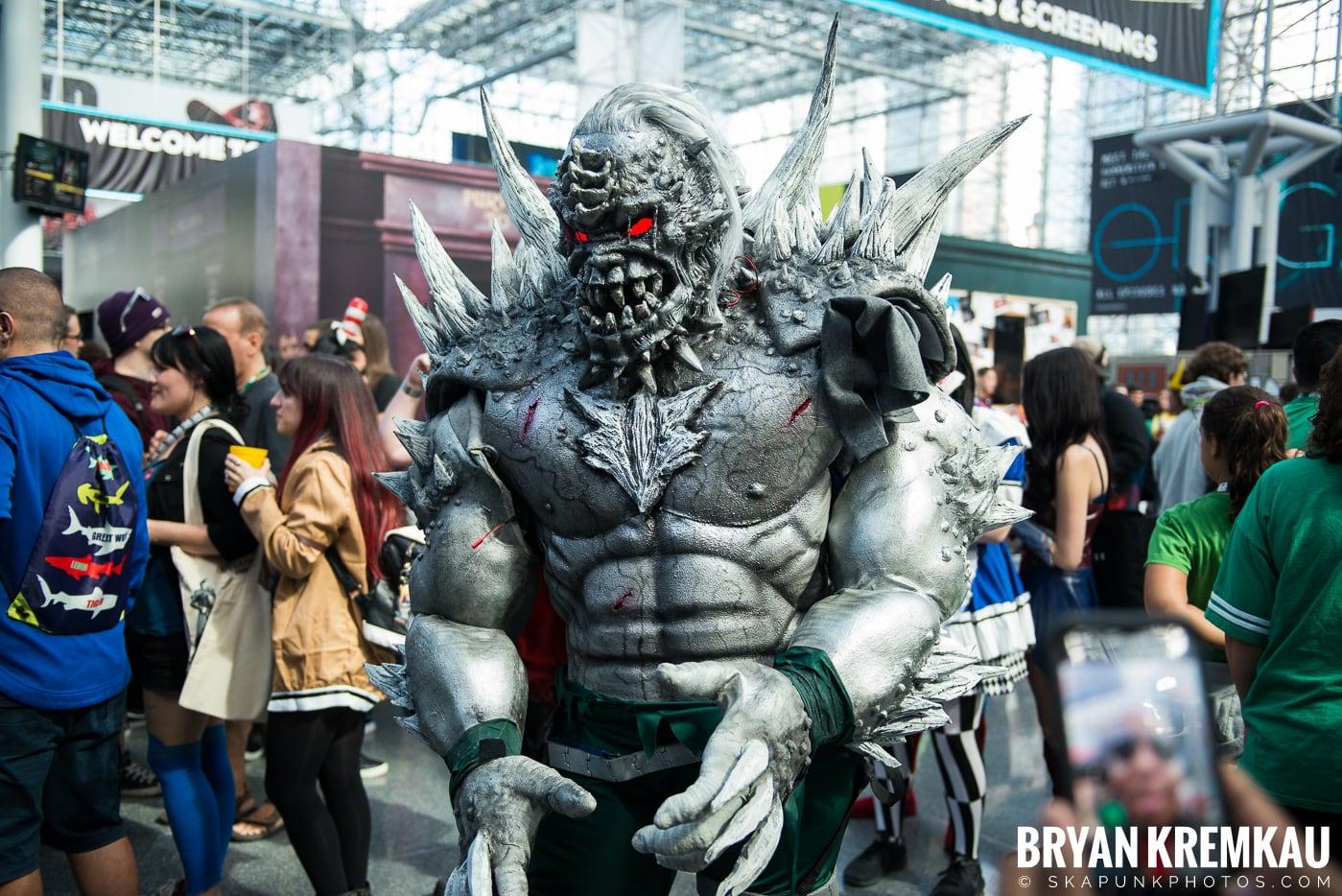 New York Comic Con 2018: Friday - 10.5.18 (46)