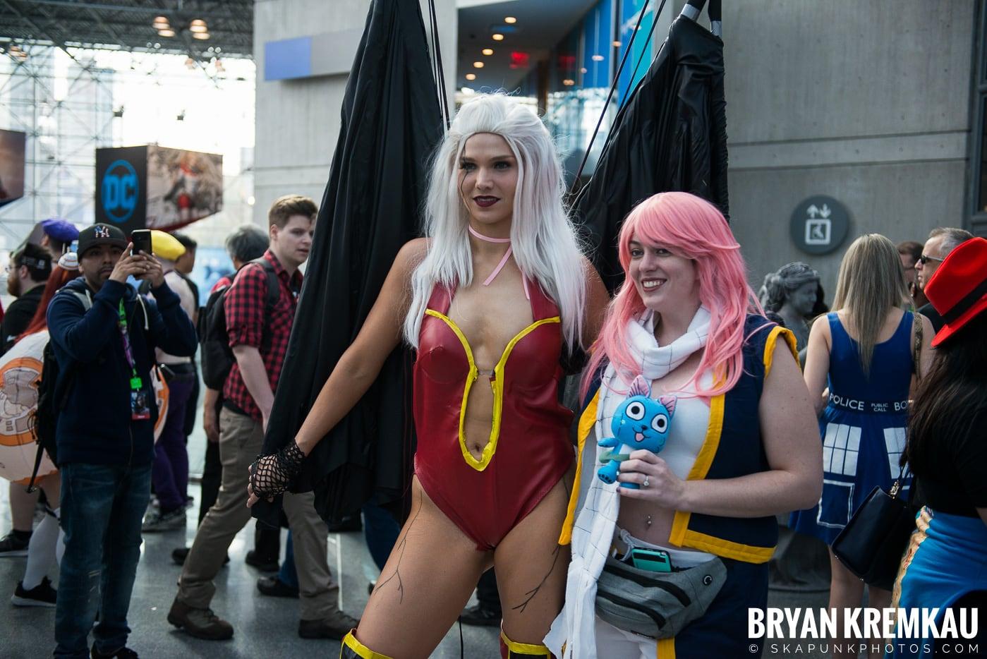 New York Comic Con 2018: Friday - 10.5.18 (45)