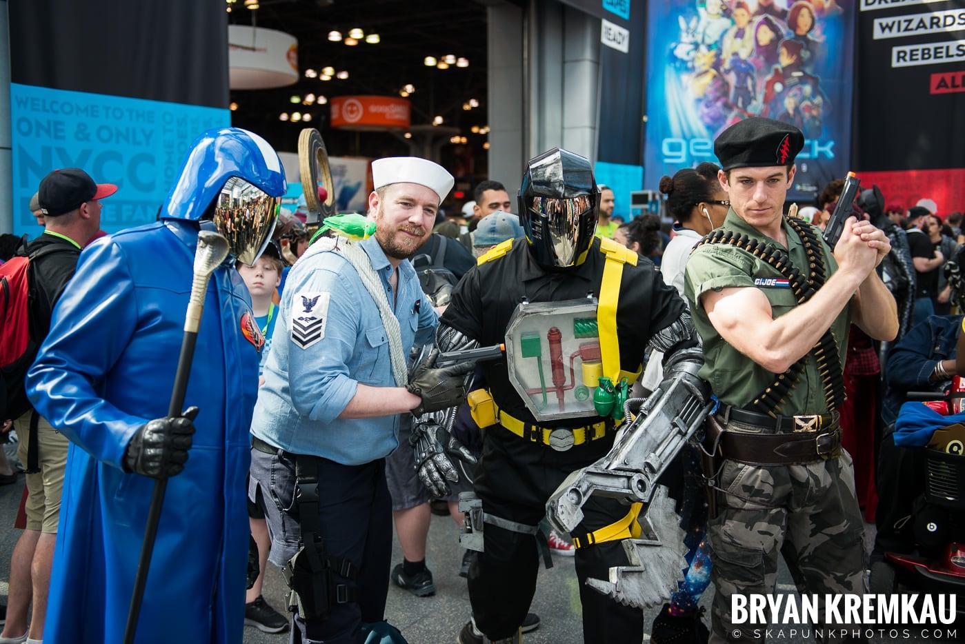New York Comic Con 2018: Friday - 10.5.18 (44)