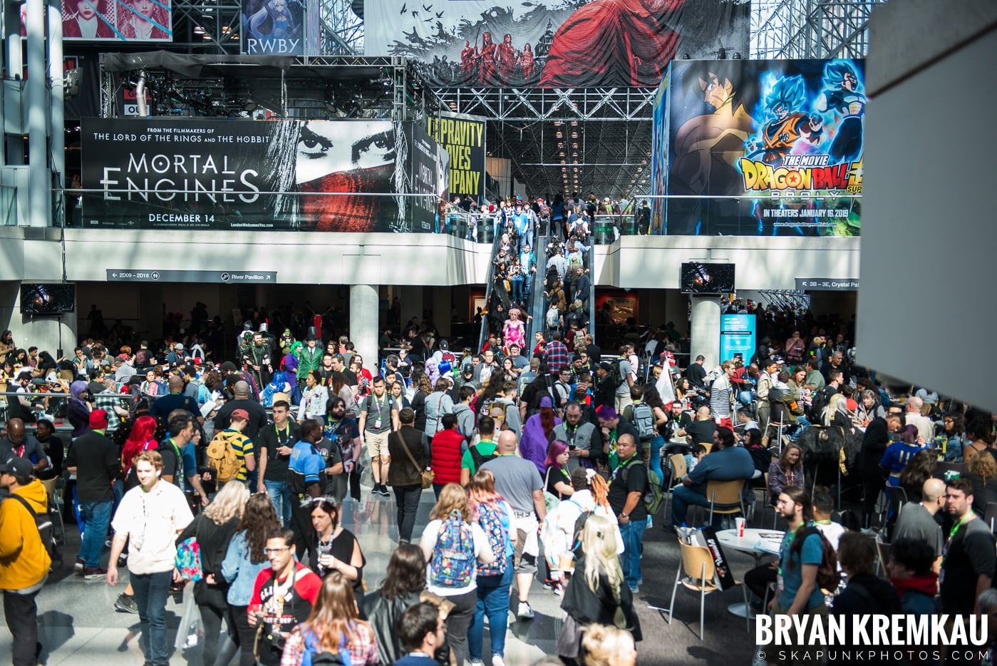 New York Comic Con 2018: Friday - 10.5.18 (43)