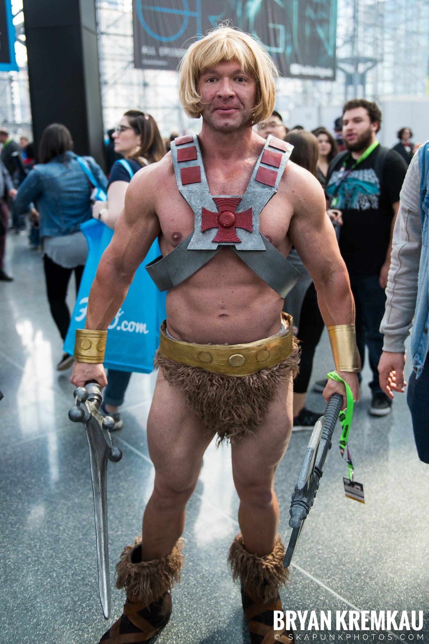 New York Comic Con 2018: Friday - 10.5.18 (42)