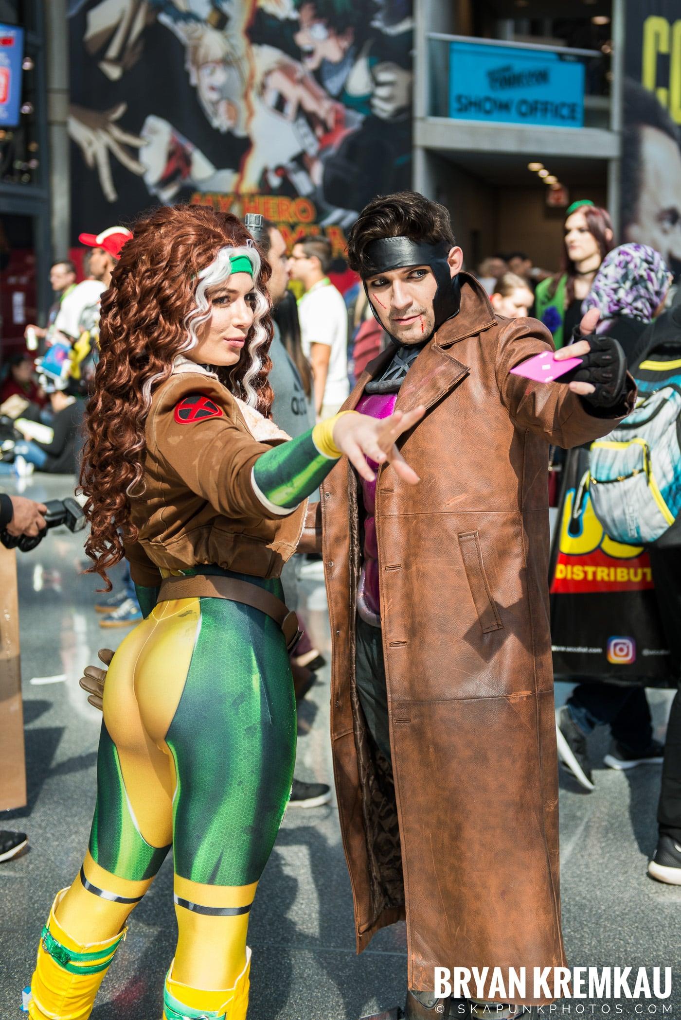 New York Comic Con 2018: Friday - 10.5.18 (41)