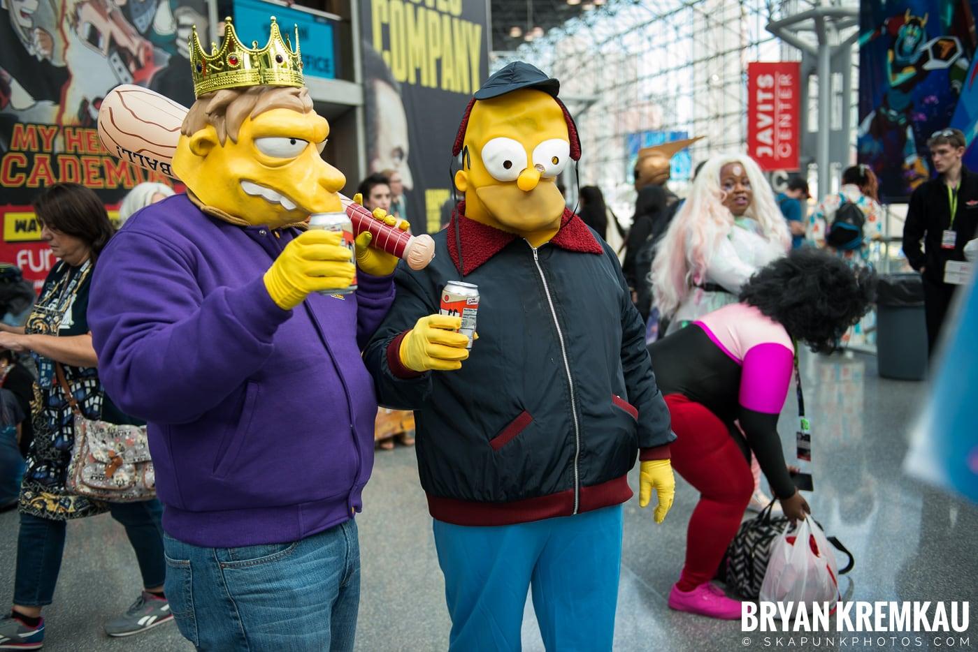 New York Comic Con 2018: Friday - 10.5.18 (40)