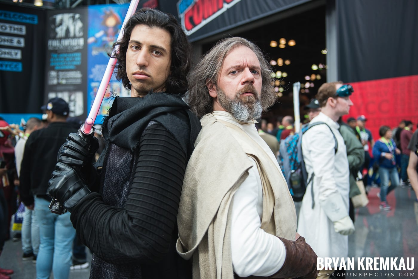 New York Comic Con 2018: Friday - 10.5.18 (38)