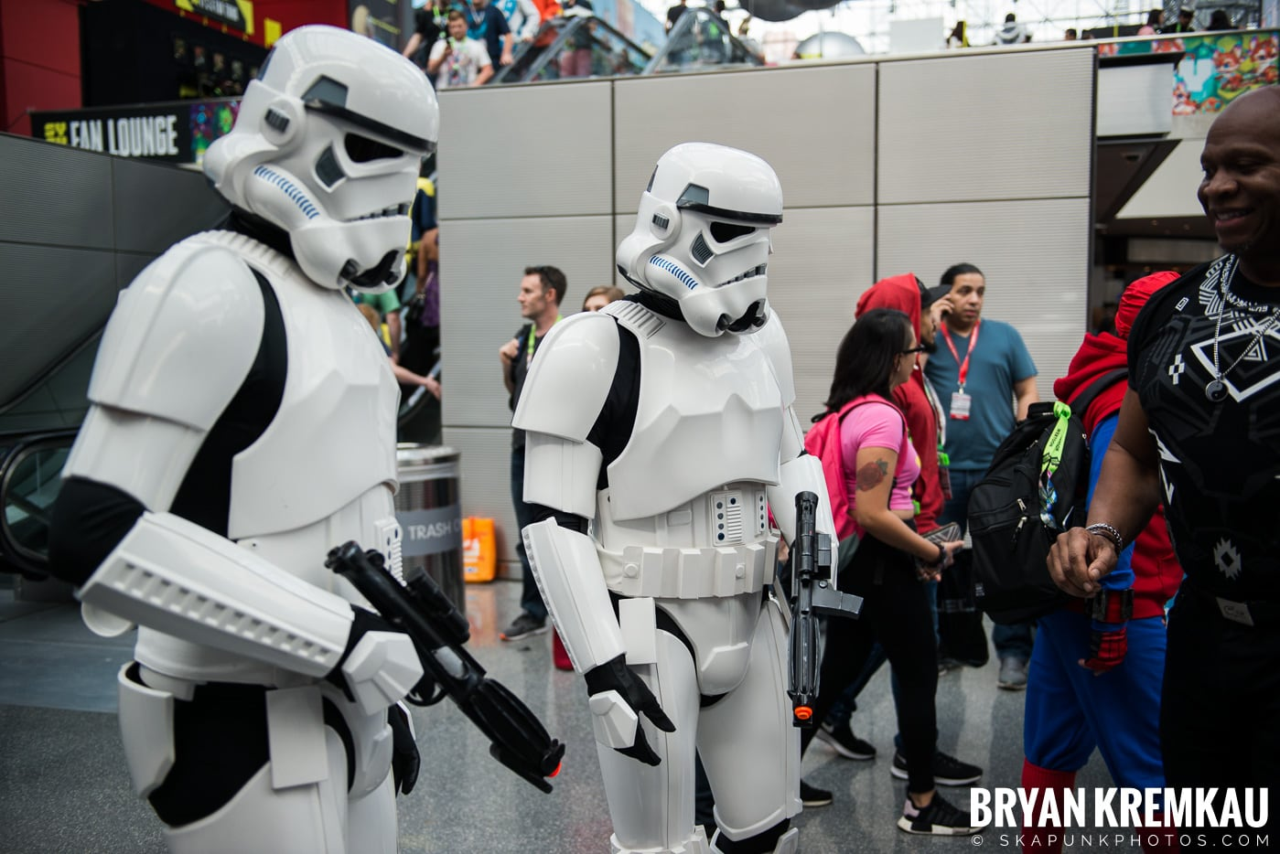 New York Comic Con 2018: Friday - 10.5.18 (37)