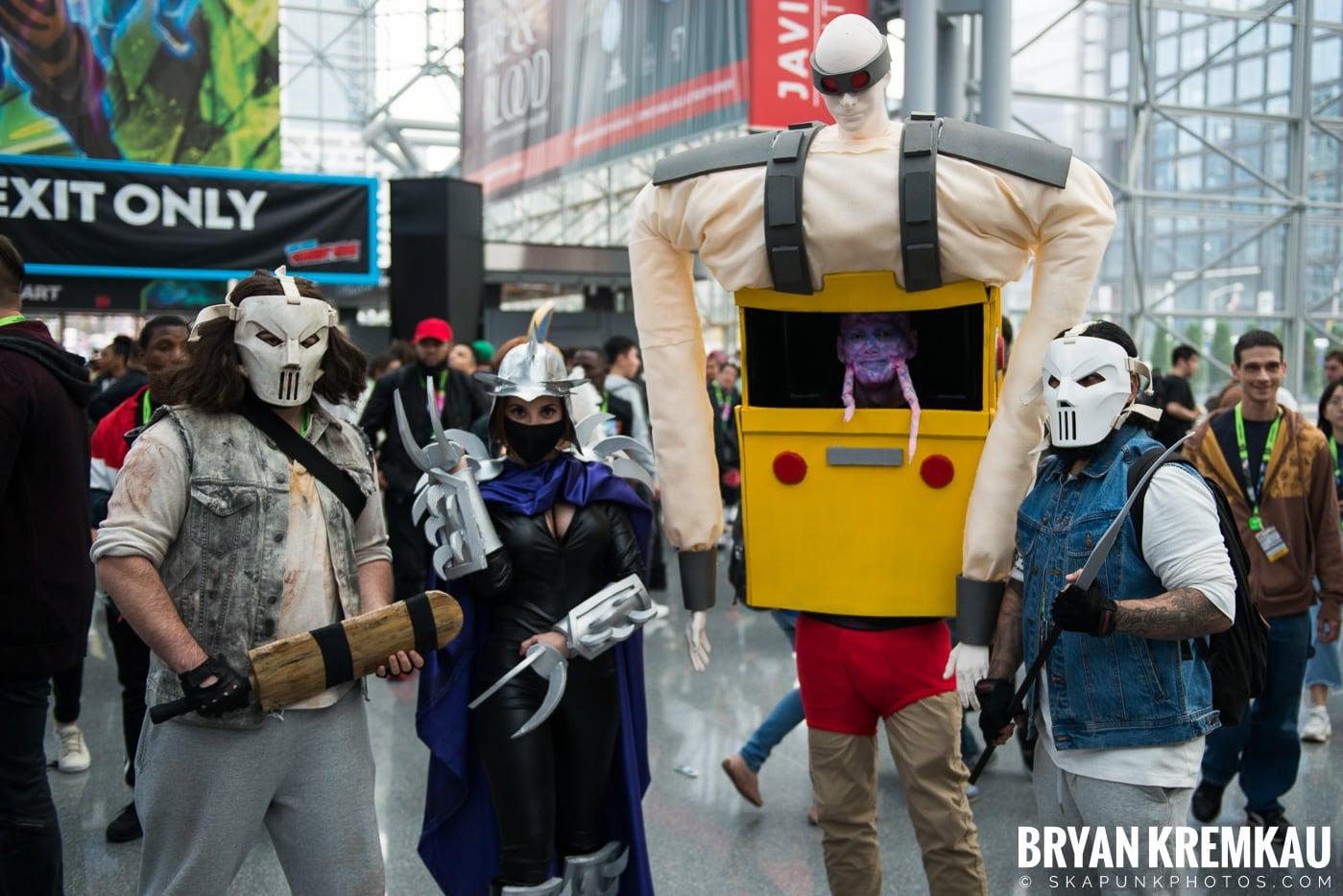 New York Comic Con 2018: Friday - 10.5.18 (36)