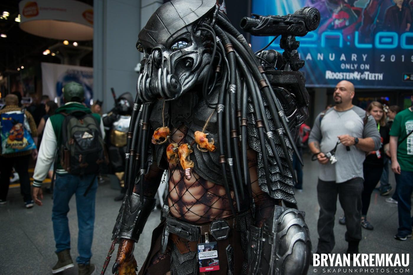 New York Comic Con 2018: Friday - 10.5.18 (33)