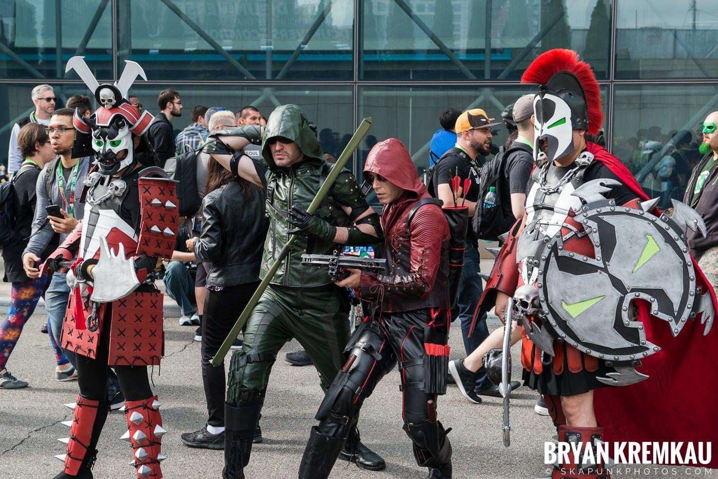 New York Comic Con 2018: Friday - 10.5.18 (23)