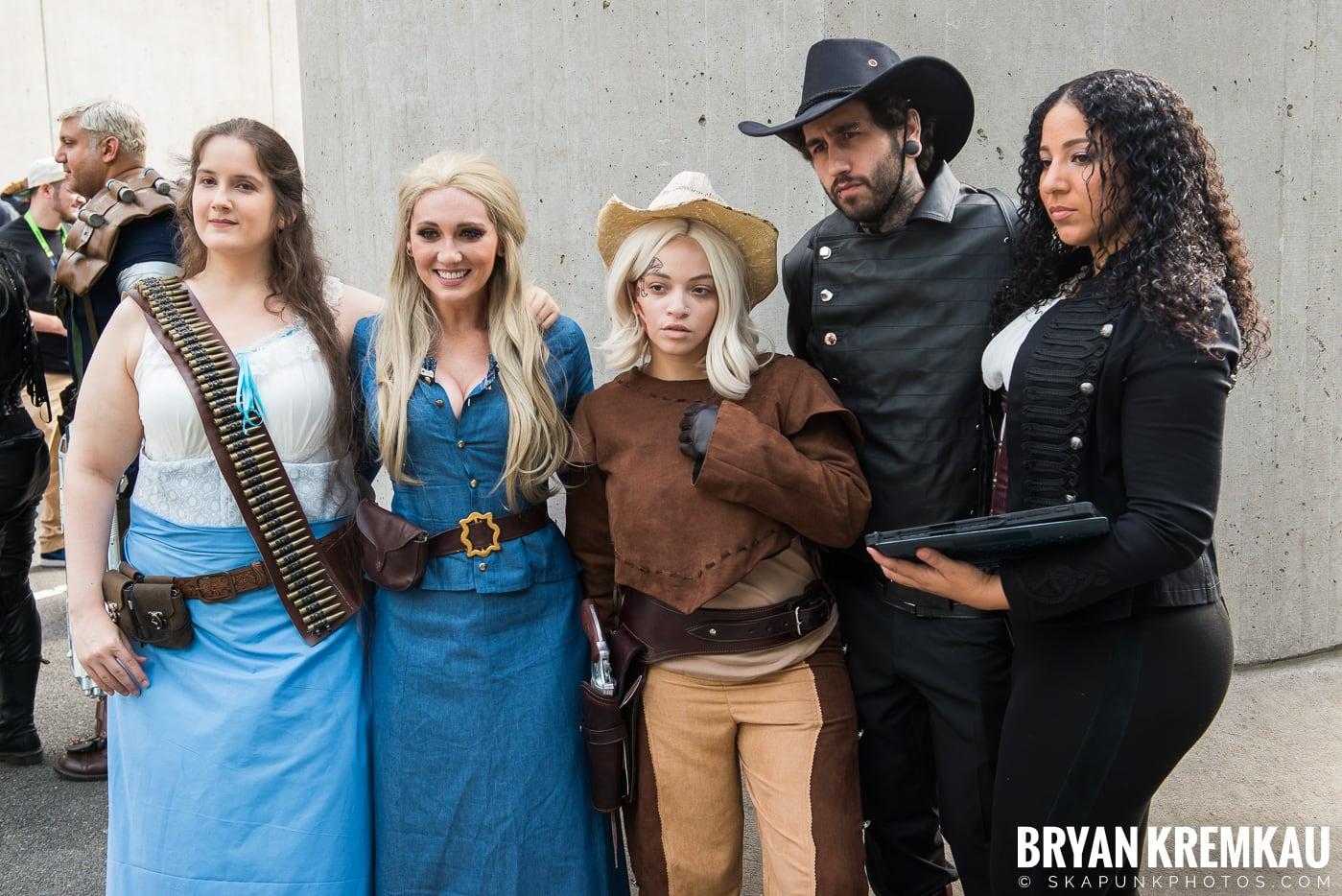 New York Comic Con 2018: Friday - 10.5.18 (21)