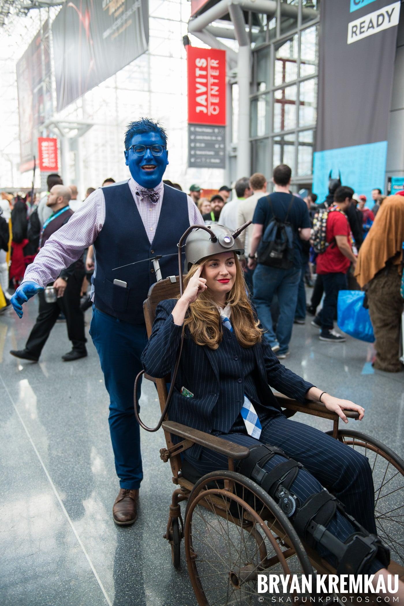 New York Comic Con 2018: Friday - 10.5.18 (17)
