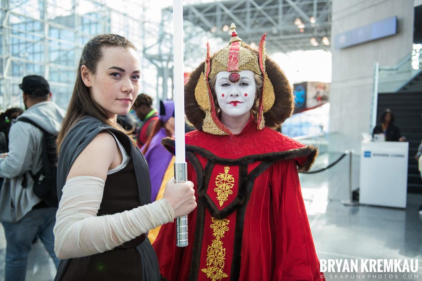 New York Comic Con 2018: Friday - 10.5.18 (16)