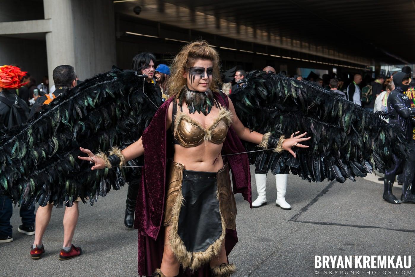 New York Comic Con 2018: Friday - 10.5.18 (14)