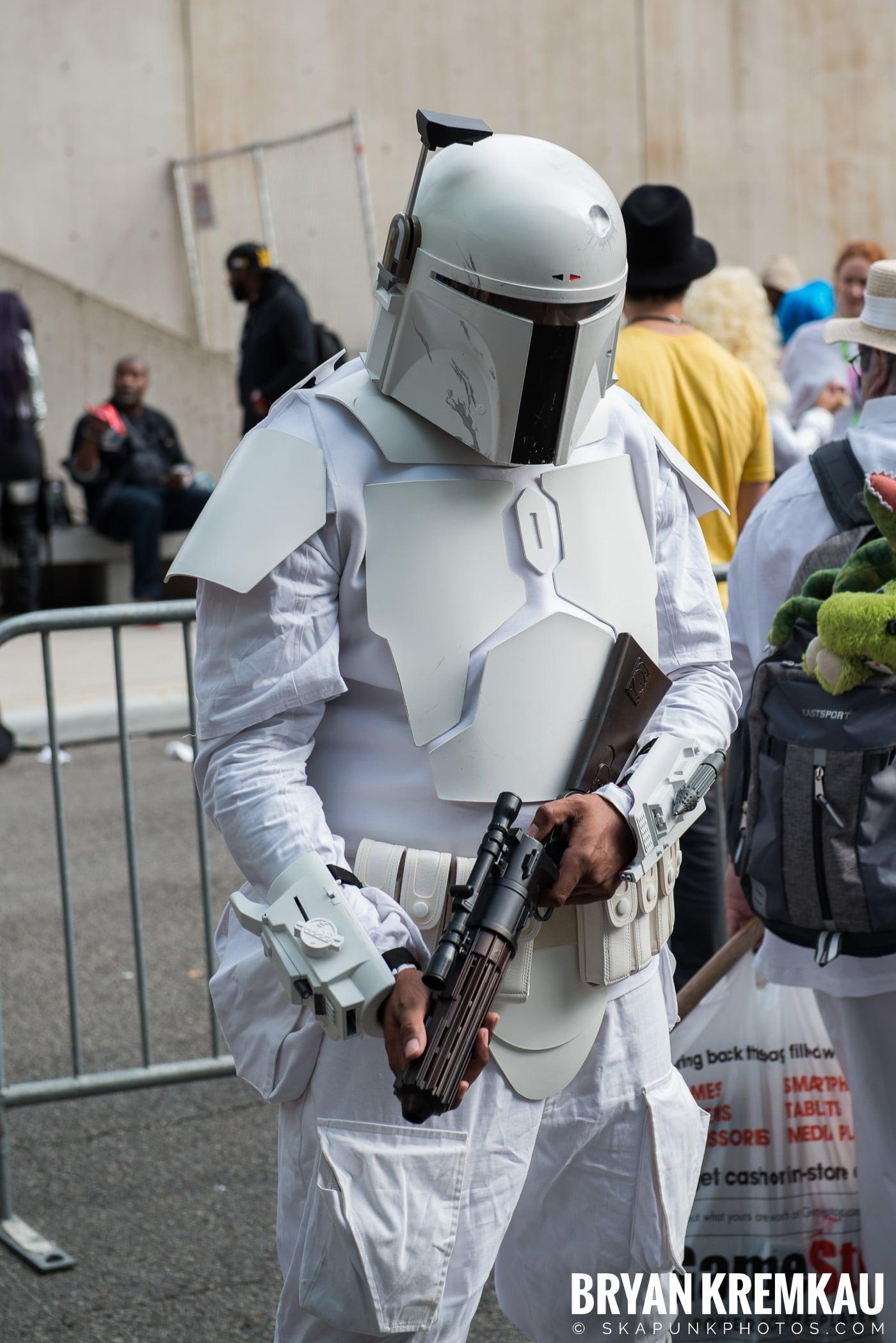 New York Comic Con 2018: Friday - 10.5.18 (13)