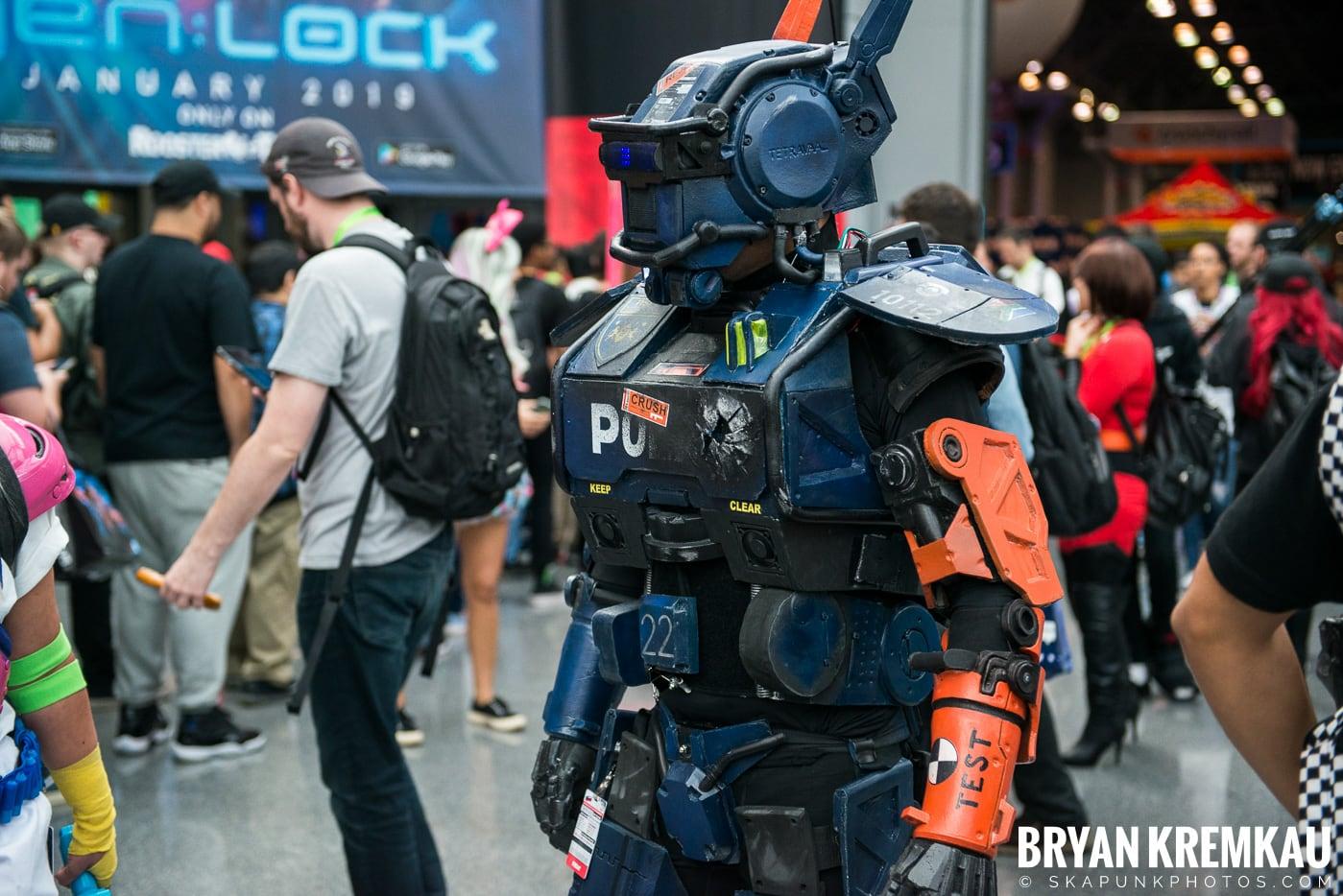 New York Comic Con 2018: Friday - 10.5.18 (8)
