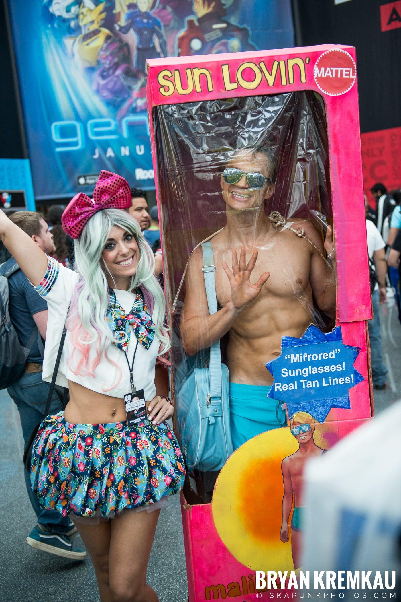New York Comic Con 2018: Friday - 10.5.18 (7)