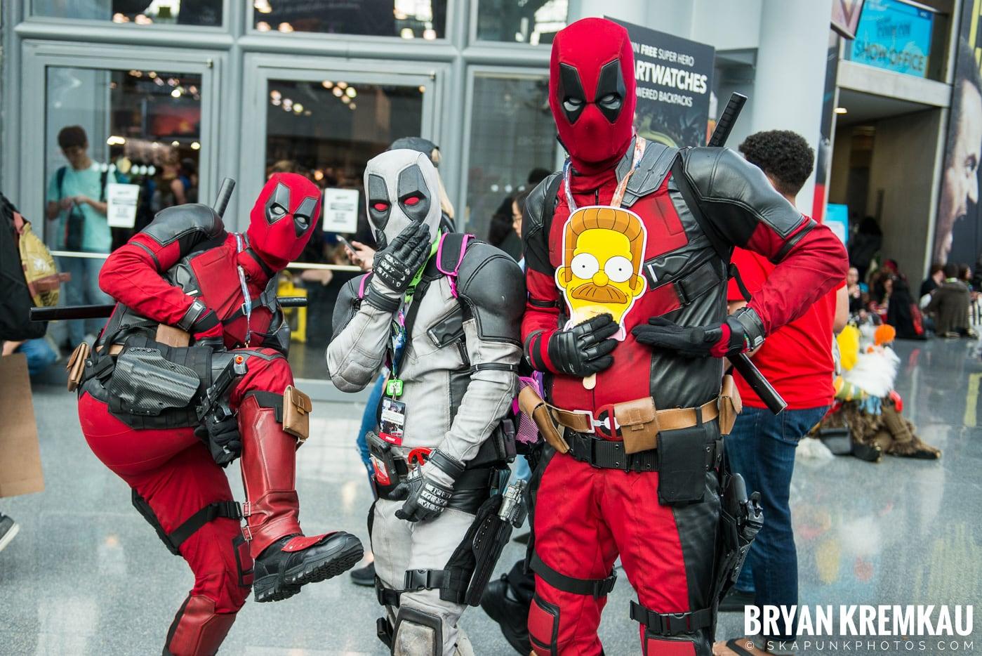 New York Comic Con 2018: Friday - 10.5.18 (6)