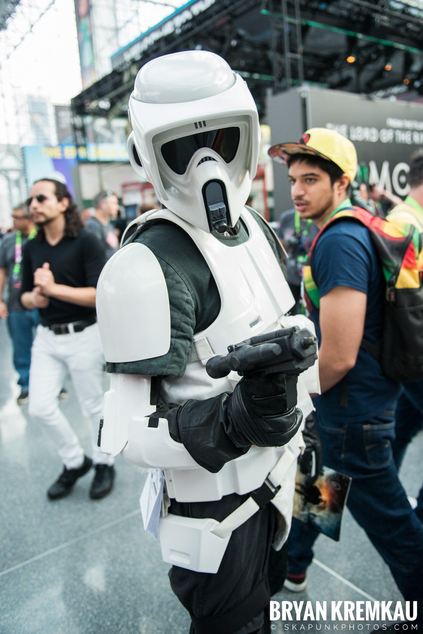 New York Comic Con 2018: Friday - 10.5.18 (5)